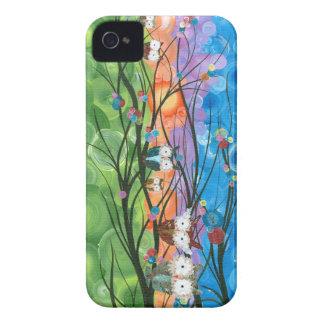ia (c) 2013 – Owl Family Trees iPhone 4 Case