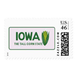 IA tall corn Stamp