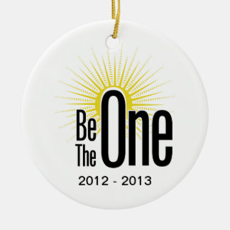 IAAP Be The One ornament