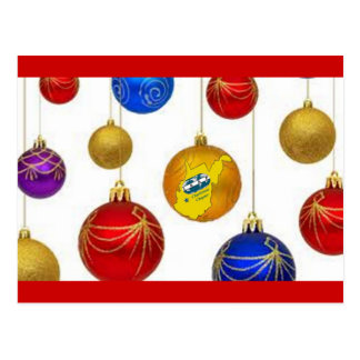IAAP WV Christmas Post Card
