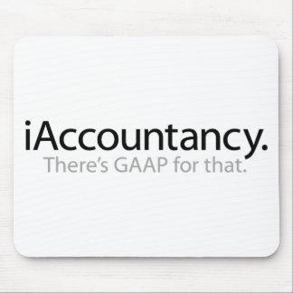 iAccountancy Mouse Pad