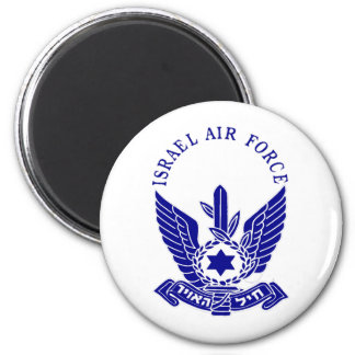 IAF & Israel Navy Magnet