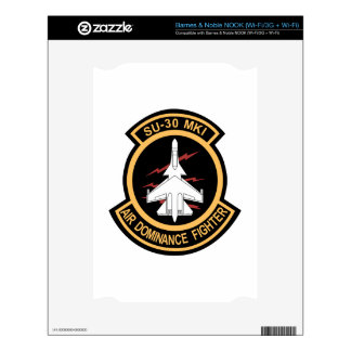 IAF Su-30MKI patch Decal For The NOOK