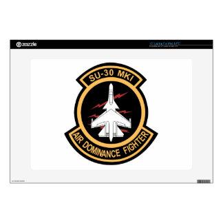 "IAF Su-30MKI patch 15"" Laptop Decal"