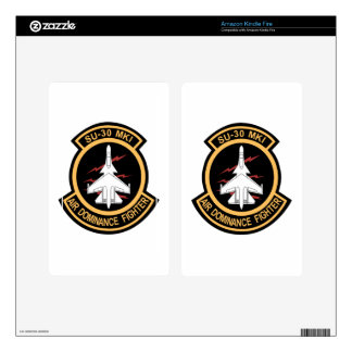 IAF Su-30MKI patch Decals For Kindle Fire