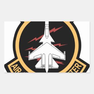 IAF Su-30MKI patch Rectangular Sticker