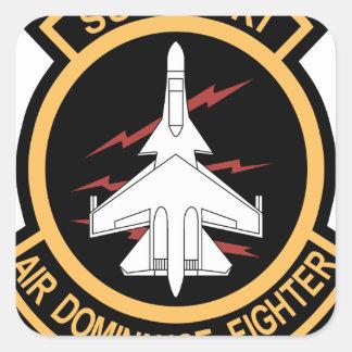 IAF Su-30MKI patch Square Sticker