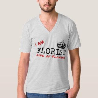 IAF T-shirt V-neck - Grey -