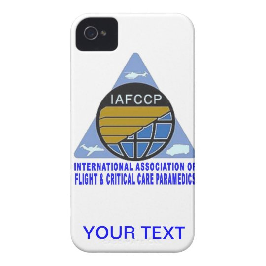 IAFCCP iPhone 4 CASE