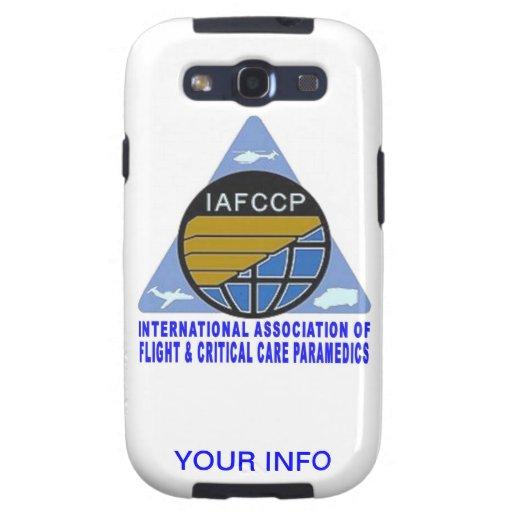 IAFCCP SAMSUNG GALAXY SIII CASES