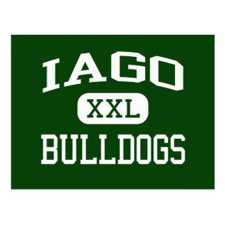 Iago - Bulldogs - Junior - Boling Texas Postcard