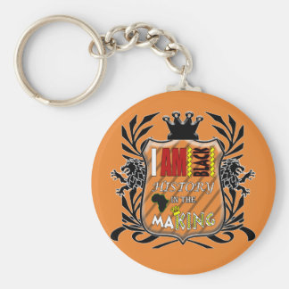 IAHH - I AM BLACK HISTORY IN THE MAKING KEYCHAIN