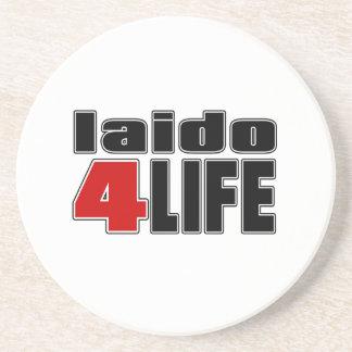 Iaido For Life Drink Coasters