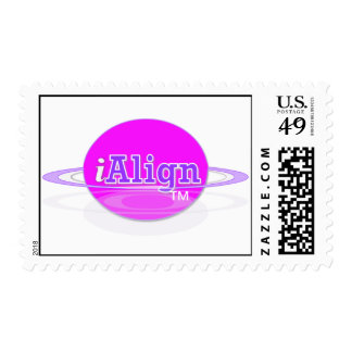 iAlign planet stamp