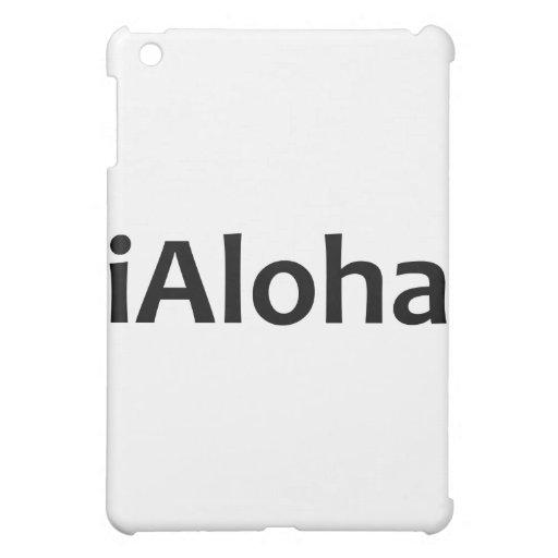 iAloha Apparel and Merchandise iPad Mini Case