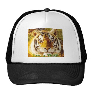 I'am a TIGER Trucker Hat
