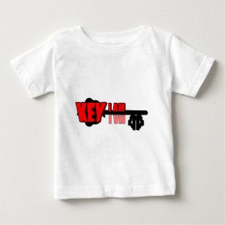 Iam Key Baby T-Shirt