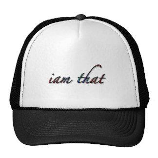 iam that- hat