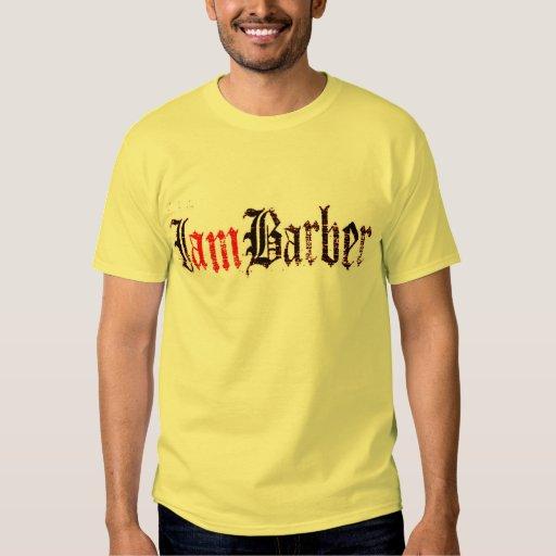 IamBarber T-Shirt