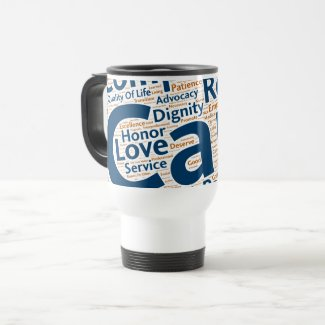 #IAmGeriatrics Travel Mug