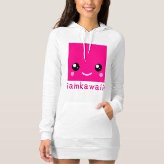 iamkawaii® Cute Power Girl Wear T Shirts