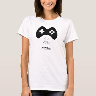 #iamreal design 3 T-Shirt