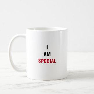iamspecial - conciencia de ADHD Taza Básica Blanca