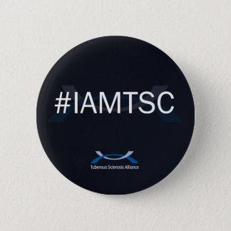 """#IAMTSC 2 1/4""""Button Pinback Button"""