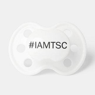 #IAMTSC Pacifier BooginHead Pacifier