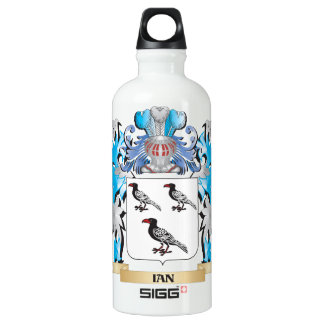 Ian Coat of Arms - Family Crest SIGG Traveler 0.6L Water Bottle