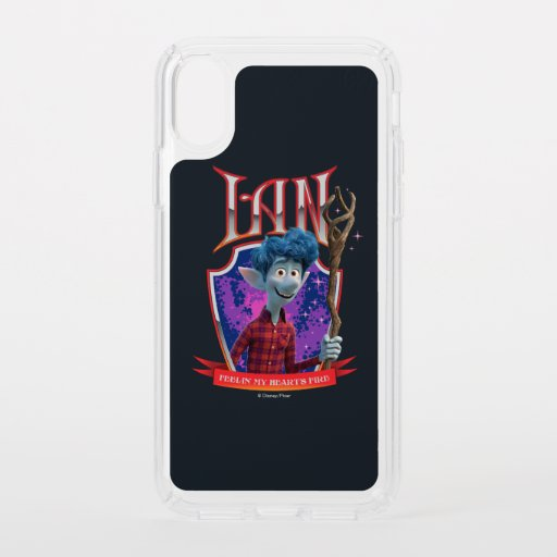 Ian - Feeling My Heart's Fire Speck iPhone XS Case