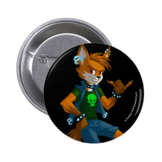Ian McFoxx   Shaka Brah Button