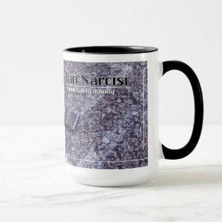 "Ian Narcisi ""Phone Call to Infinity"" mug"