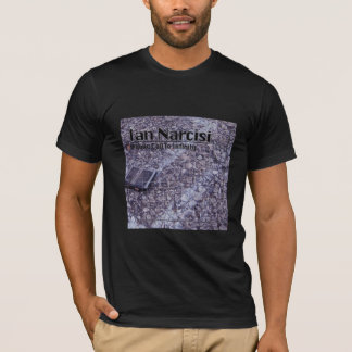 """Ian Narcisi's """"Phone Call to Infinity"""" release T-Shirt"""