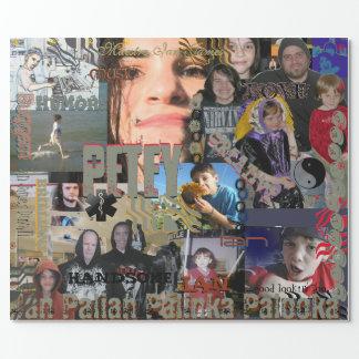 Ian Palian Palinka Palooka Wrapping Paper
