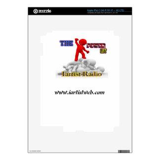 Iartist radio Power list iPad 3 Skin