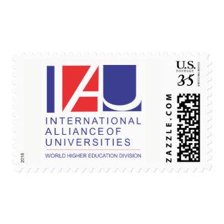 IAU International Alliance of Universities Postage