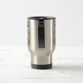 IAUS318 Logo Product Travel Mug