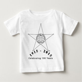 IAWP 100 Years Baby T-Shirt