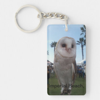 IB by the Sea Photography Keychain