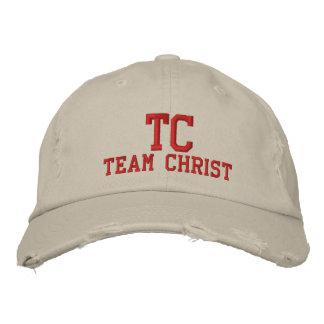 IB Team Christ Embroidered Cap Baseball Cap