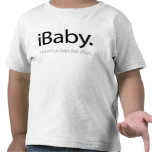 iBaby - iSpoof Camisetas