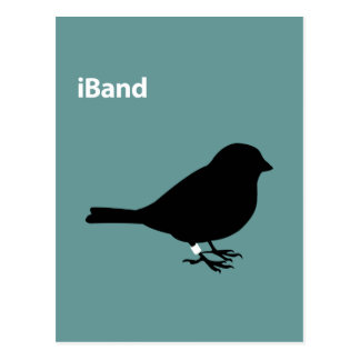 iBand Postcard