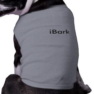 iBark Dog Tee Shirt