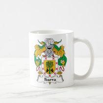Ibarra Family Crest Mug