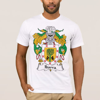 Ibarra Family Crest T-Shirt