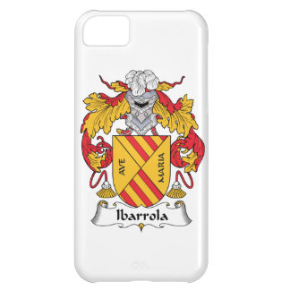 Ibarrola Family Crest Cover For iPhone 5C