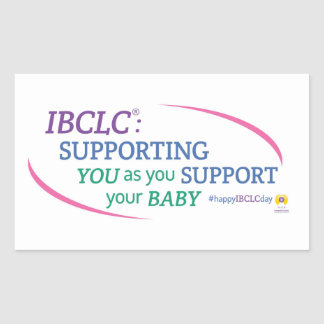 IBCLC® Day Stickers (English)