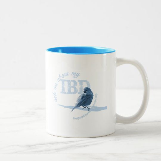 IBD Awareness Mug - Little Birdie