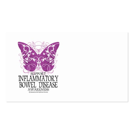 IBD Butterfly Business Cards